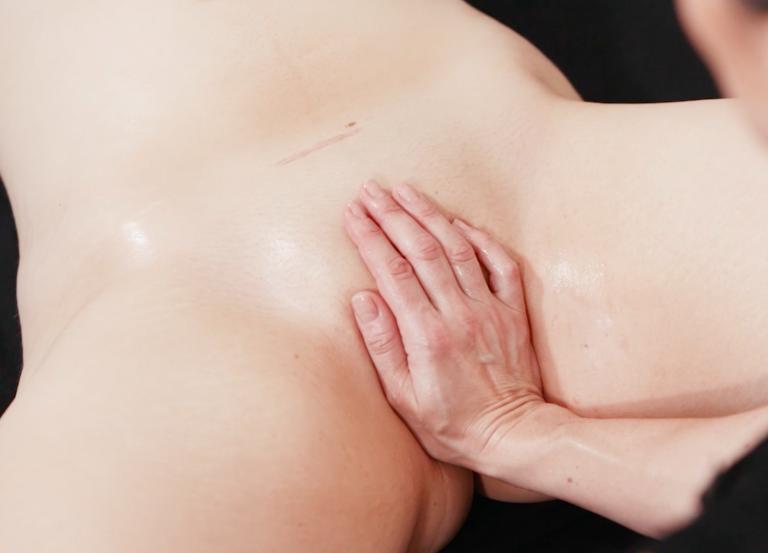 Massage for vaginismus