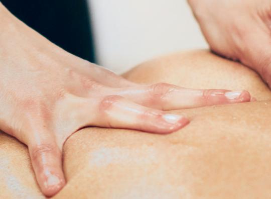 Fix premature ejaculation with tantric massage