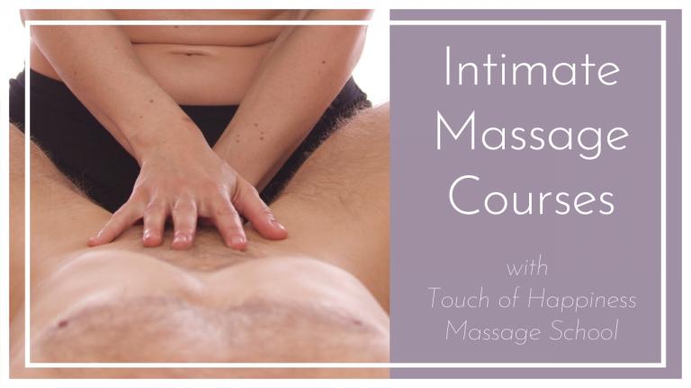 Intimate massage course